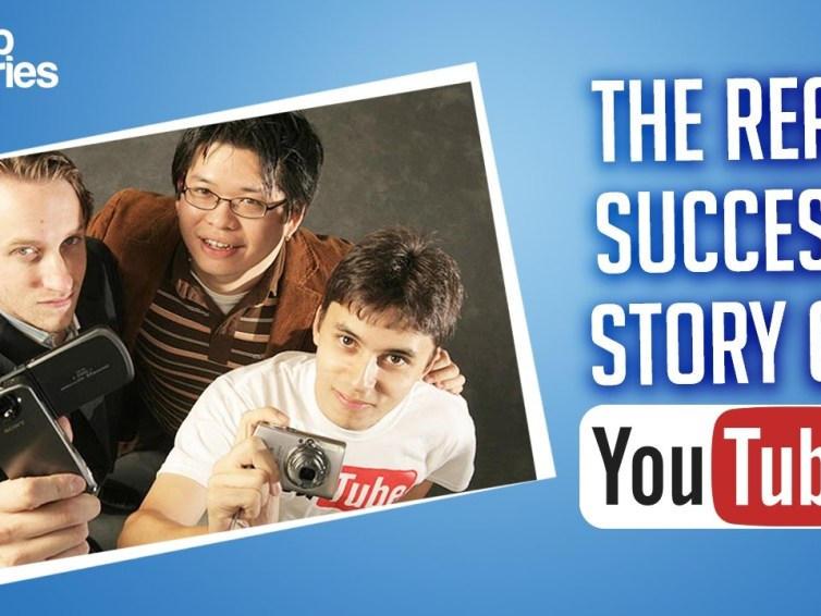 YouTube Success Story | How Google Acquired YouTube? | Biography | Startup Stories