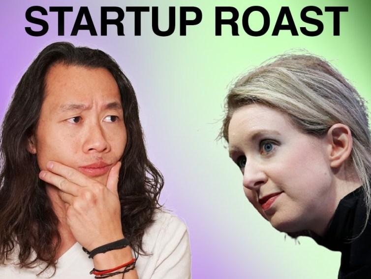 Roasting Startup Failures with MSCHF ft. Theranos, Juicero