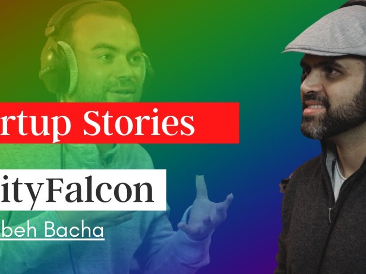 Startup Stories | Ruzbeh Bacha | CityFalcon