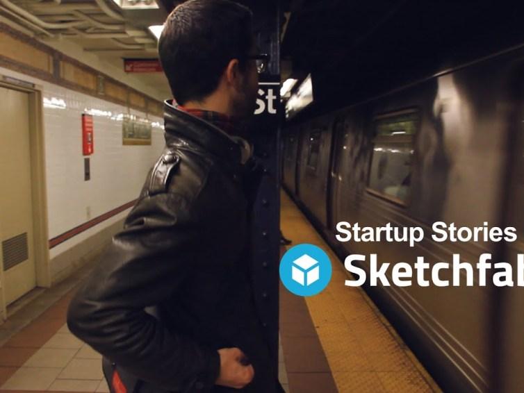 "Startup Stories – Sketchfab ""Having International Offices"""
