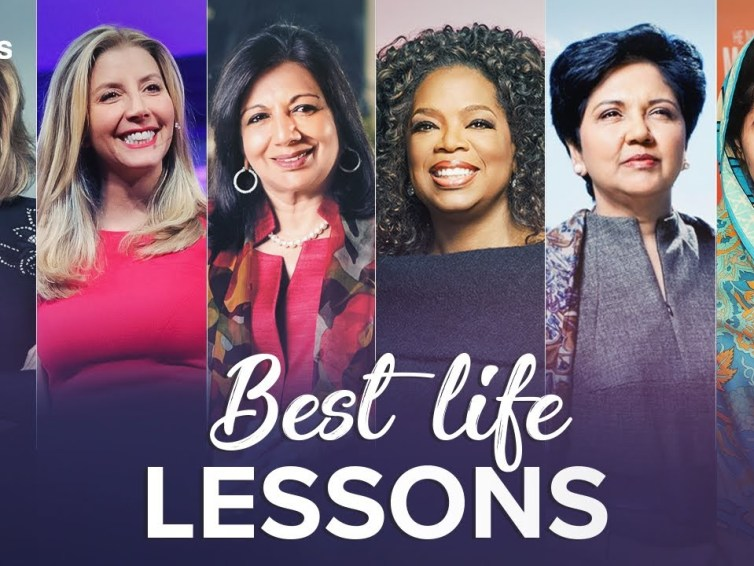 Life Lessons by Women Entrepreneurs | Best Motivational Video | Oprah Winfrey | Indra Nooyi