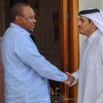 Investments In Energy, Telecoms Top Agenda As President Kenyatta Hosts Qatari Deputy PM