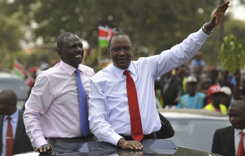 Image result for Uhuru Kenyatta- Kenya