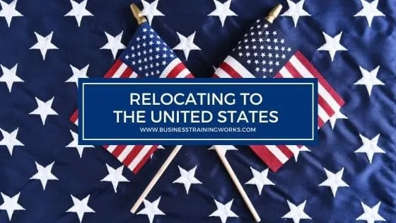 Relocating to the United States Training
