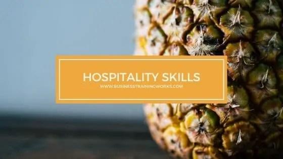 Hospitality Training for Customer Service