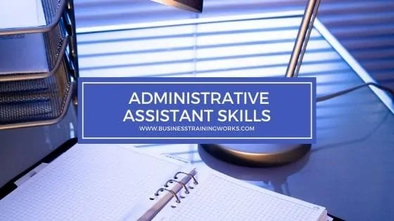 Administrative Assistant Training