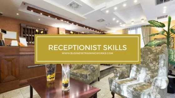Front Desk and Receptionist Skills Training