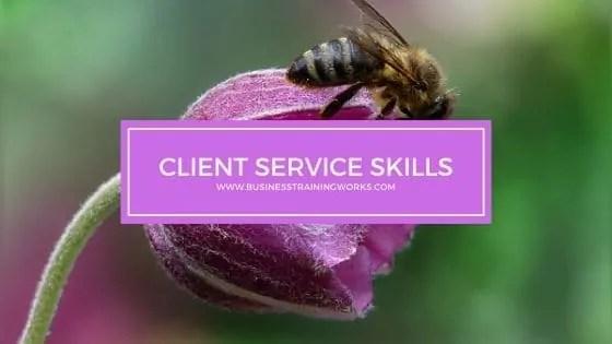 Client Relationship Management Training
