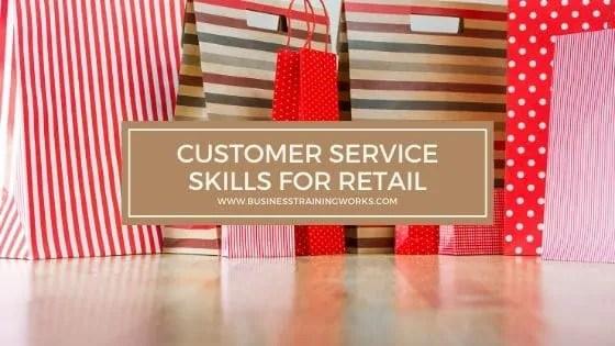 Retail Customer Service Training