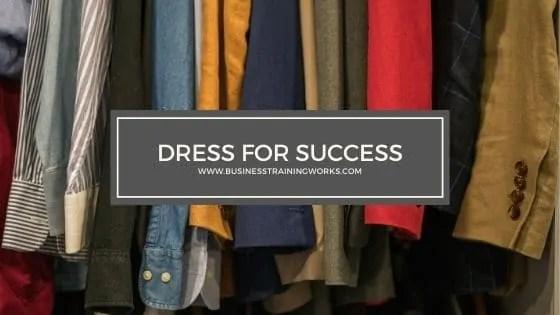 Dress for Success Training