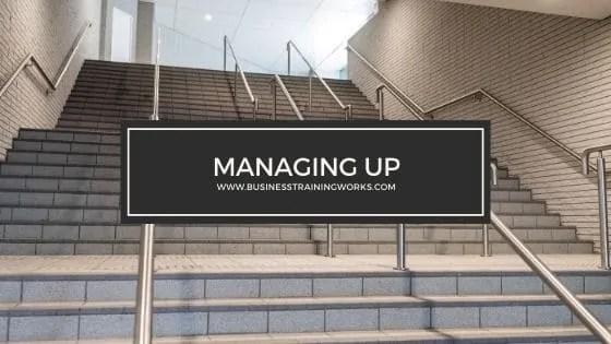 Managing Up Training