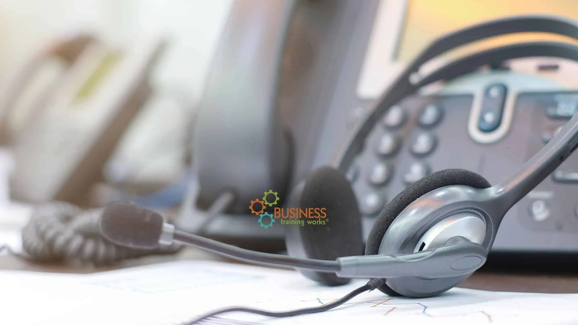 Telephone Selling Skills Training