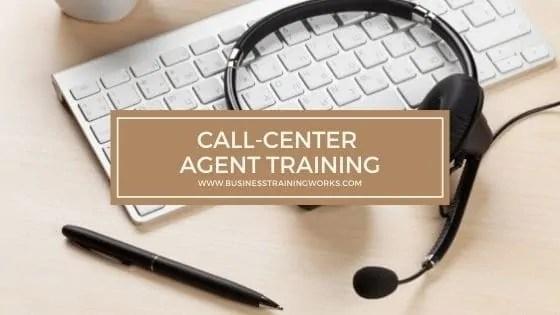 Call Center Agent Training