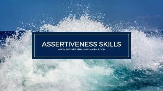 Assertiveness Skills Training