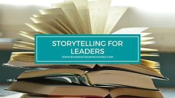 Business Storytelling Training for Leaders