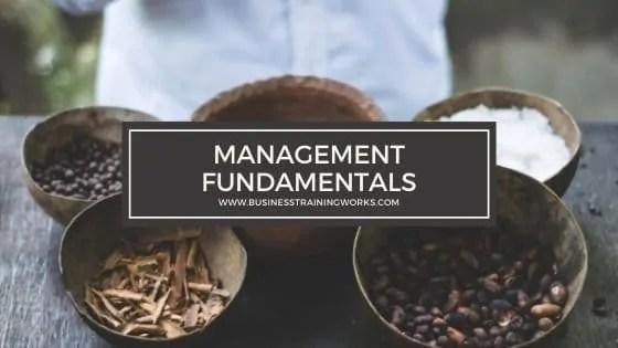 Basic Management Skills Training