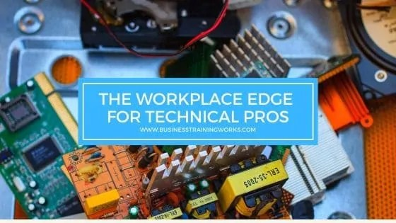 Professionalism Training for Technical People