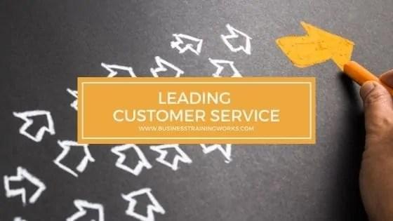 Leading Customer Service Training