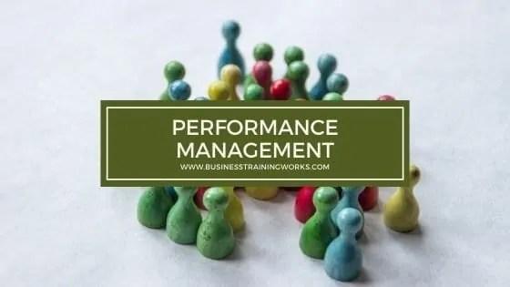 Performance Management Training