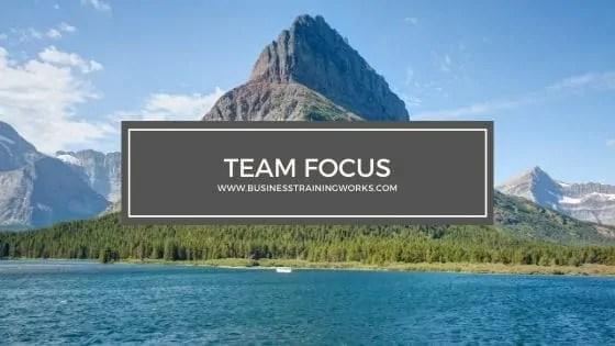 Team Focus Training