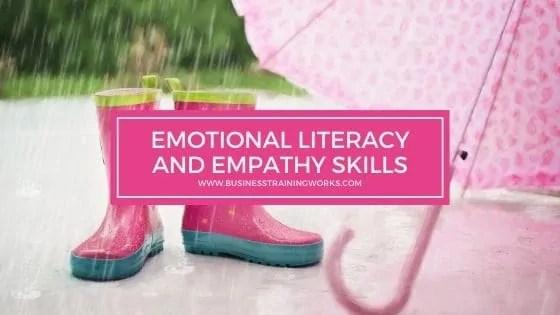 Emotional Literacy Training