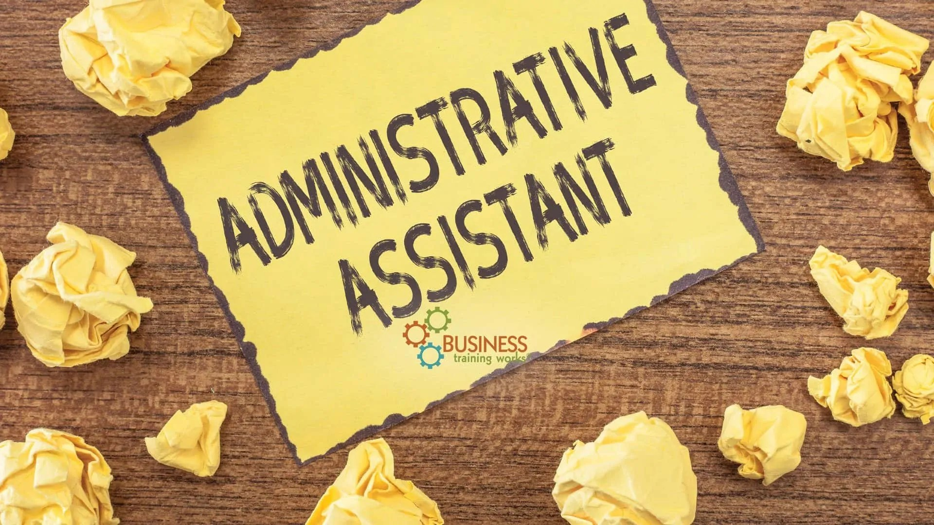 Online Administrative Assistant Course