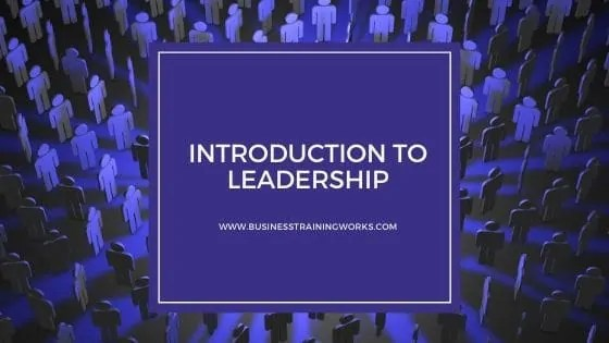 Online Leadership Course