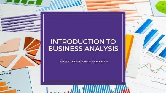 Business Analysis Online Course