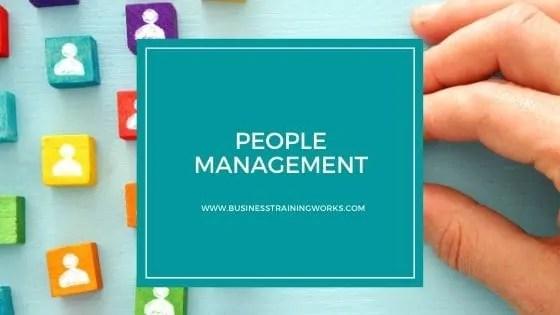 Online People Management Course