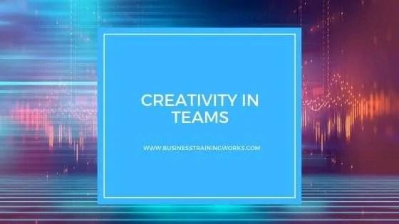 Online Team Creativity Course