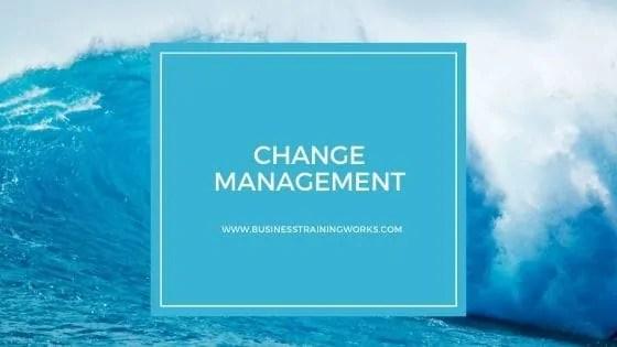 Online Change Management Course