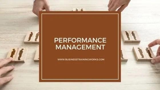 Online Performance Management Course