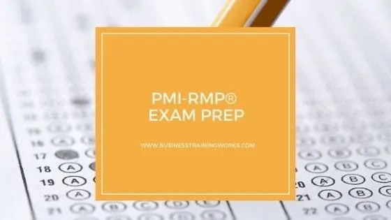 Online PMI RMP Exam Prep Course