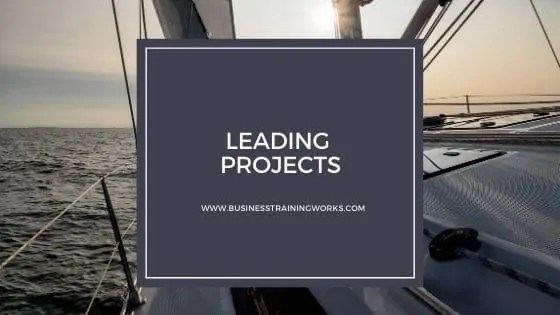 Online Project Management Course for Leaders
