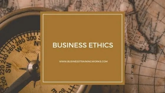 Online Business Ethics Course