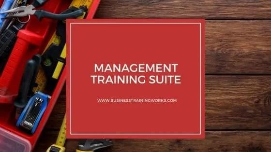 Online Management Training Courses Suite