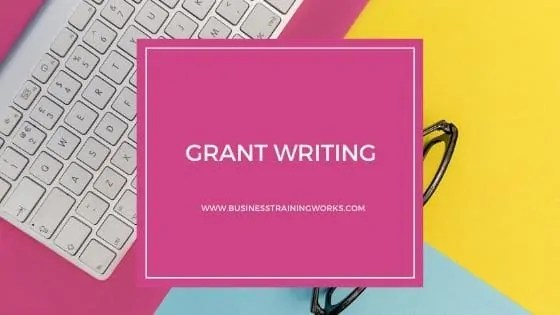 Grant Writing Online Course