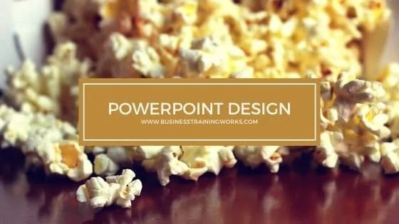 PowerPoint Design Training