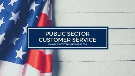 Government Customer Service Training