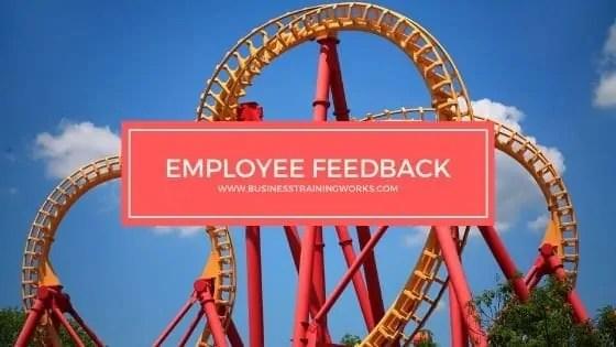 Employee Feedback Training