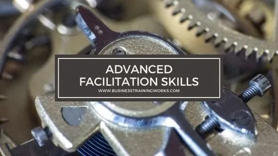 Advanced Facilitation Skills Training