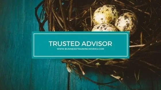 Trusted Advisor Training