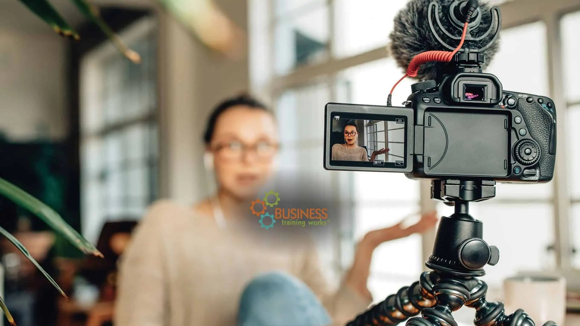 Creating and Using Video in Training