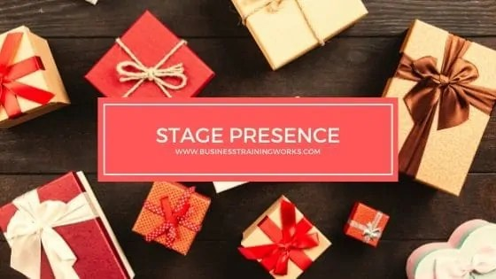 Stage Presence Training Lessons from Improv Comedy