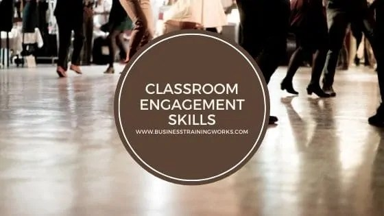 Classroom Engagement Skills Course
