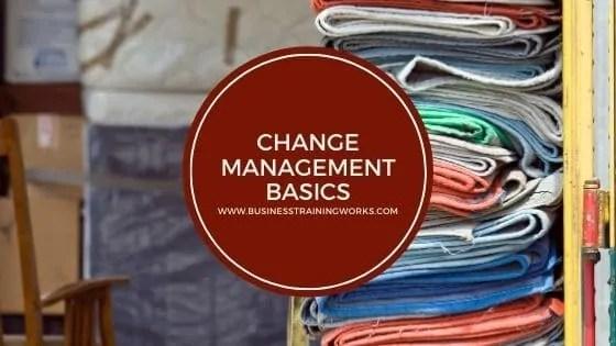 Change Management Online Course