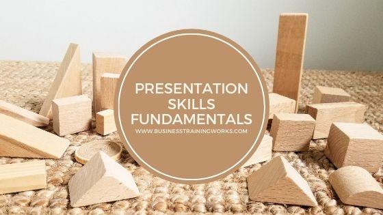 Instructor-Led Basic Presentation Skills Training