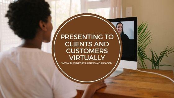Virtual Client Presentation Skills