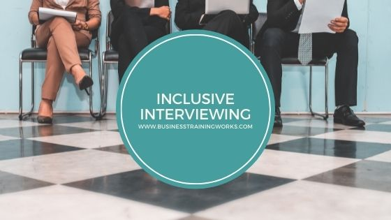 Inclusive Interviewing Training