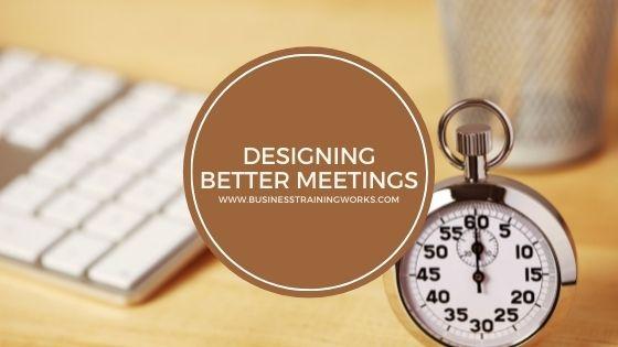 Online Meeting Design Course